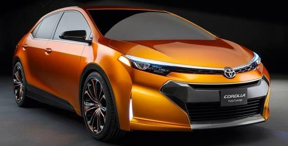 El Toyota Corolla Furia se presenta en Detroit