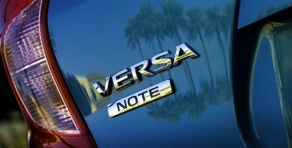 Nissan Versa Note, llega en Detroit