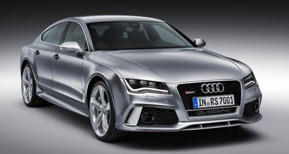 Audi RS7 Sportback, en octubre llega a España
