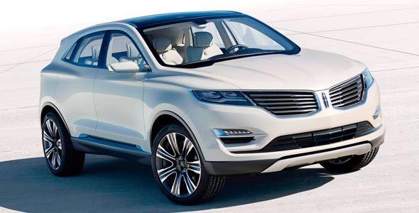 Lincoln MKC Concept, el SUV de lujo americano