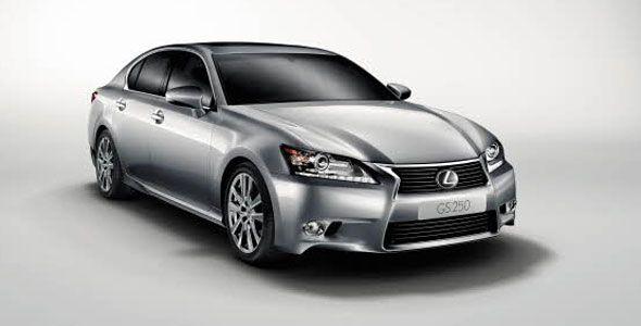 Lexus GS 250, ya a la venta en España