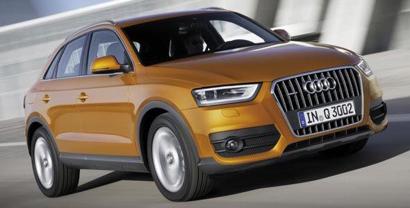 Audi Q3: ediciones Ambition Plus y Ambiente Plus