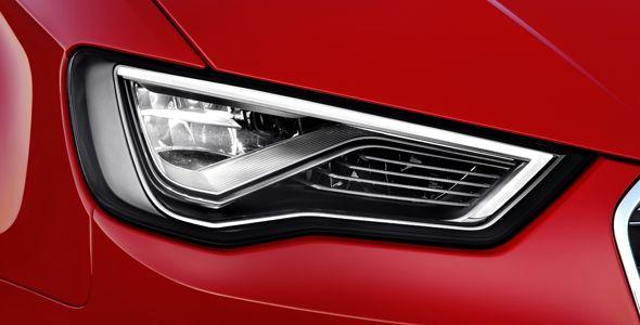Audi Matrix LED: iluminación revolucionaria