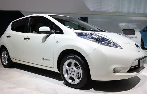 El Nissan Leaf rebaja su precio en 3.000 euros