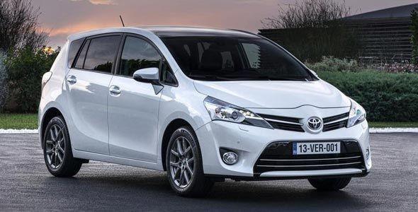Toyota Verso, ya a la venta en España