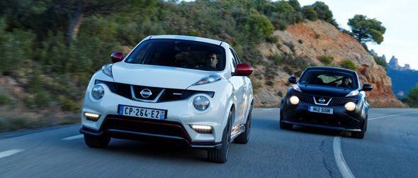 Por fin, el Nissan Juke Nismo en España