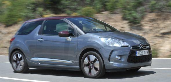 El Citroën DS3 VTi de 82 CV estrena el motor Pure Tech de 3 cilindros