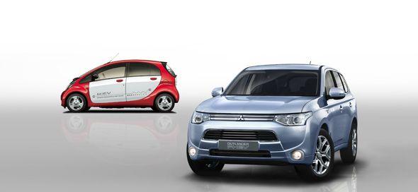 Mitsubishi Outlander híbrido enchufable: a la venta desde julio, a la luz en Ginebra
