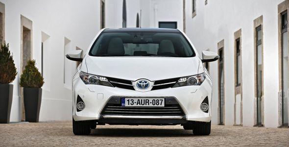 Toyota, líder mundial de producción y ventas en 2012