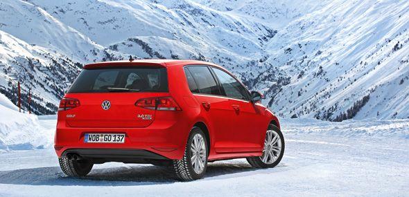 Volkswagen Golf 4Motion: tracción integral en la séptima generación