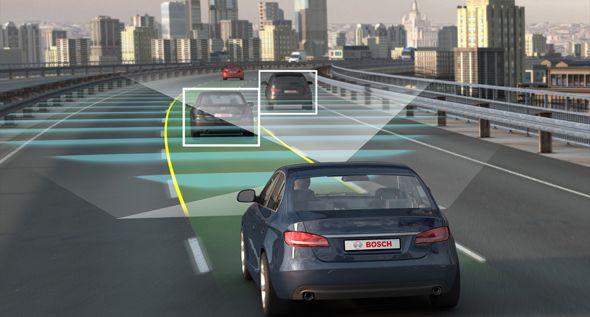 Bosch apura el desarrollo del piloto automático para coches