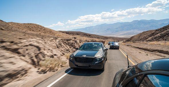 El nuevo Mercedes Clase S contará con cinturón de seguridad con airbag