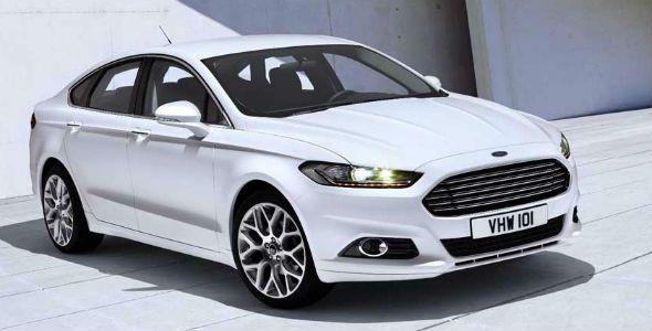 Ford Fusion Energi: todos los datos