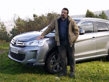 Vídeo prueba Citroën C4 Aircross 4WD 1.8 HDi 150 CV