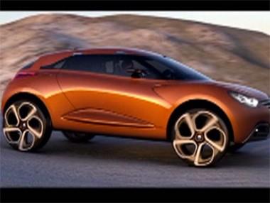 El Concept Renault Captur, en vídeo