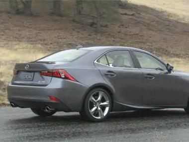 Nuevo Lexus IS, presentado en Detroit
