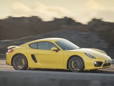 Nuevo Porsche Cayman S