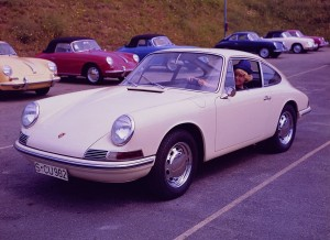 Primera generación Porsche 911 (1963)