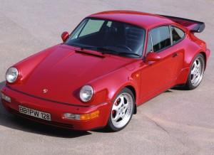 Cuarta generación del Porsche 911 (1993)
