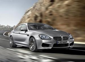 El BMW M6 Gran Coupé será una de las estrellas de la marca alemana en Ginebra.