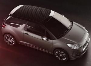 El techo y el color de la carrocería son las grandes novedades de este Citroën DS3 Cabrio I'Uomo Vogue.