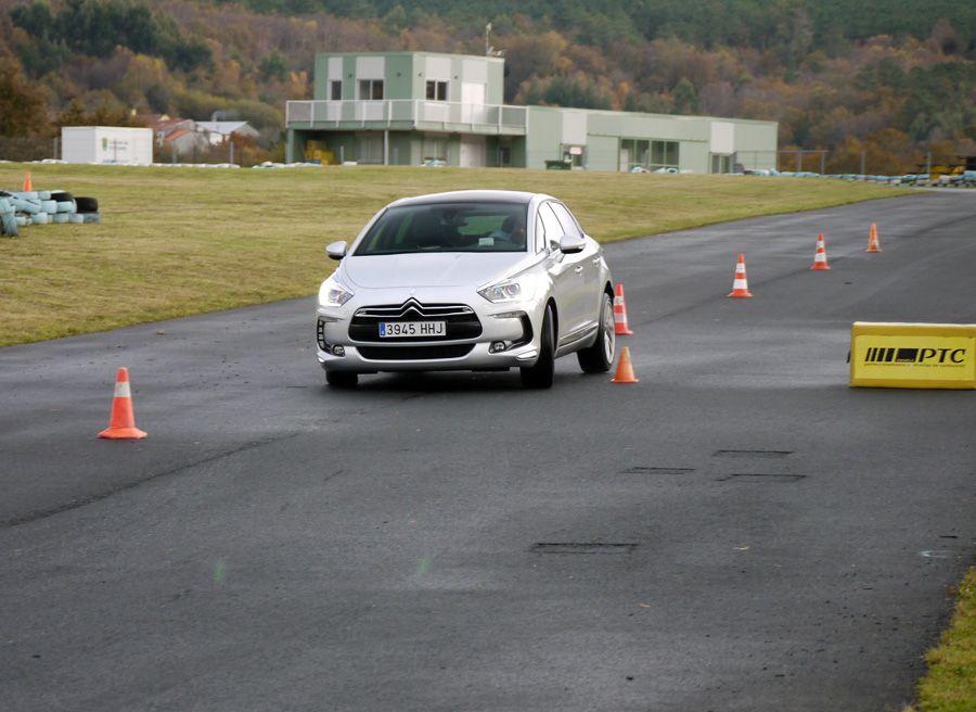 Citroën DS5 HDi 160 CV Sport, A Magdalena, Rubén Fidalgo
