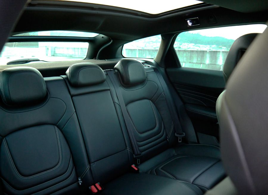 Citroën DS5 HDi 160 CV Sport, interior, Rubén Fidalgo