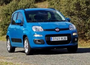 Fiat Panda, uno de los urbanos con más tradición de nuestro país.