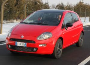 Fiat Punto, una combinación perfecta de estilo y tecnología.
