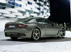 El Maserati GranTurismo MC Stradale se presenta en el Salón de Ginebra.