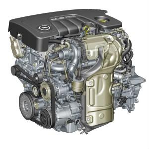 El nuevo motor 1.6 CDTi Ecotec debutará en el Zafira.