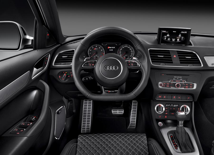 Nuevo Audi RZ Q3 Ginebra 2013