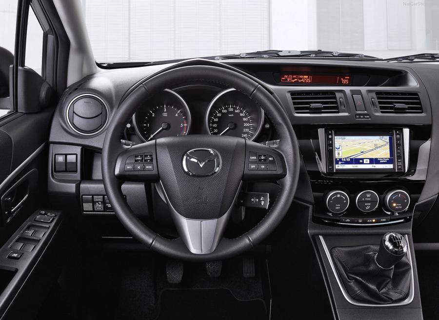 Nuevo Mazda 5 2013