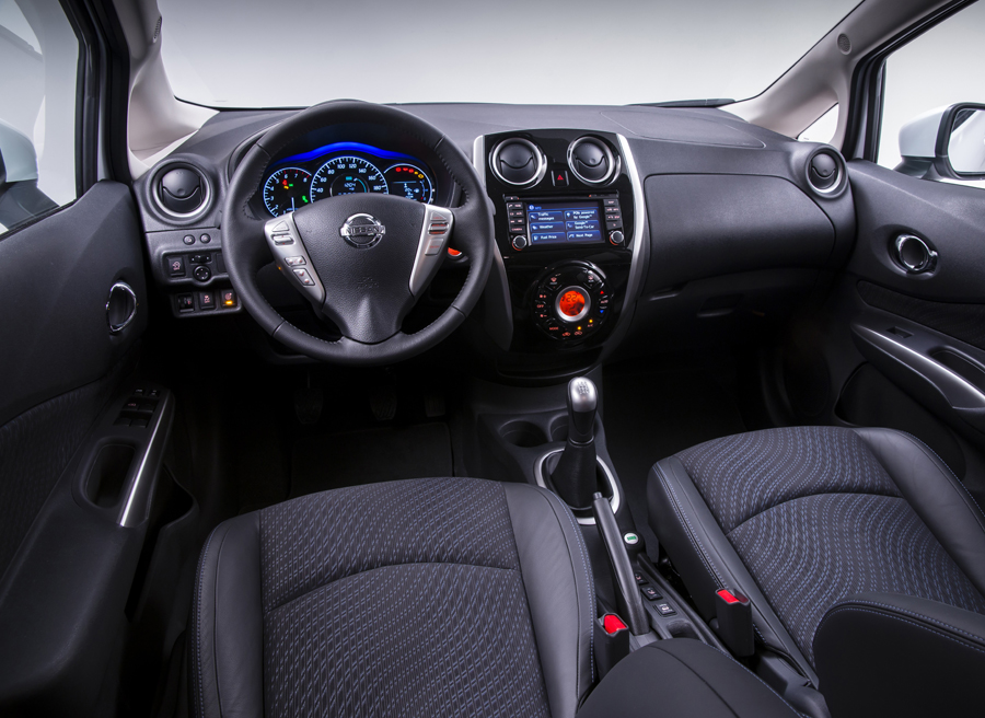 Nuevo Nissan Note Ginebra 2013