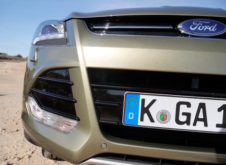 Presentación y prueba nuevo Ford Kuga 2013, Rubén Fidalgo