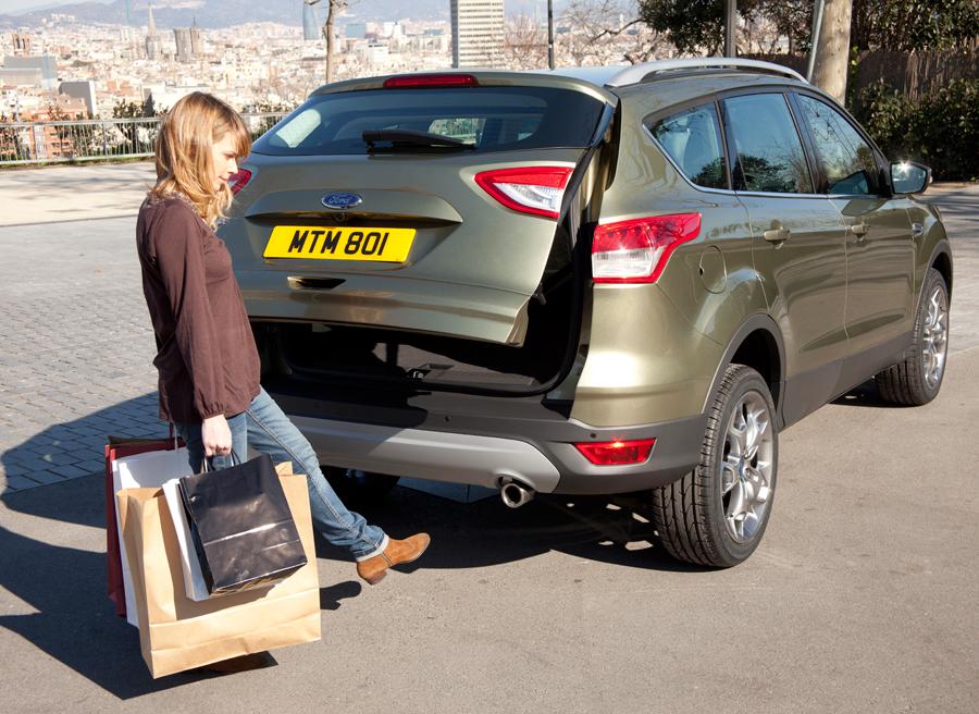 Presentación y prueba nuevo Ford Kuga 2013