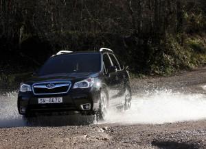 Subaru Forester, vadeo