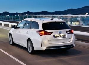 Toyota ofrece hasta 4 motores diferentes con el Auris Touring Sports.