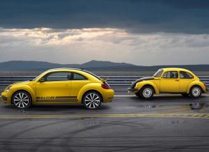 Esta edición especial del Beetle homenajea el GSR de 1970.