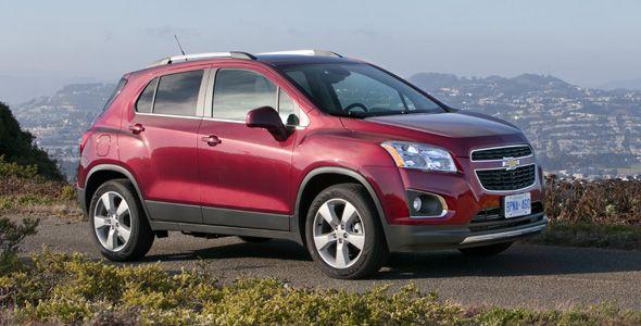 Chevrolet Trax: llega a los concesionarios en junio