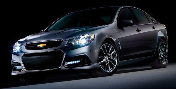 Chevrolet SS: imágenes oficiales