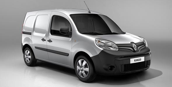 Renault actualiza la Kangoo