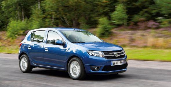 Dacia Sandero, líder de ventas en España