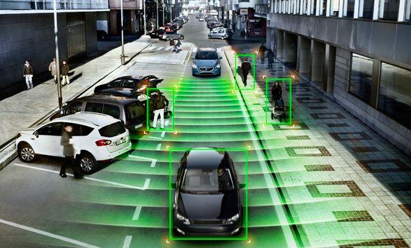 Volvo cree que el coche sin accidentes estará listo en 2020