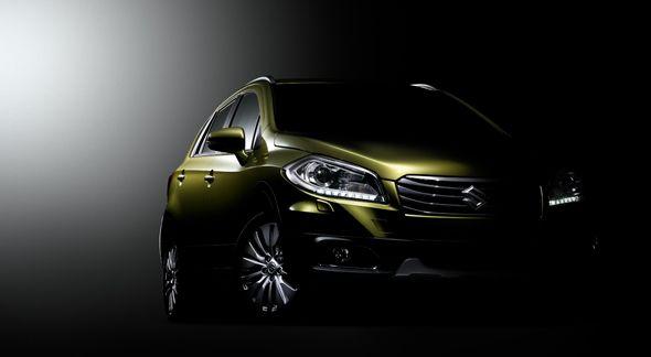 Nuevo Suzuki 'crossover' del segmento C, en el Salón de Ginebra 2013