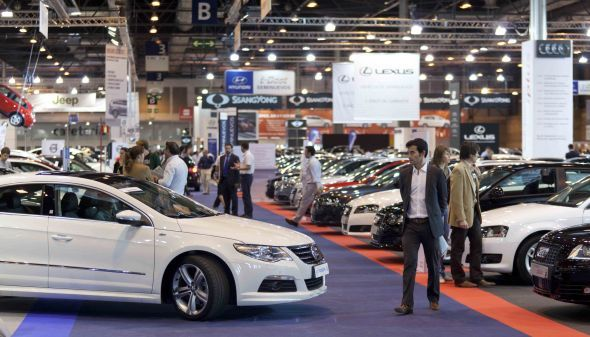 Las ventas de coches usados crecen un 24% gracias al Plan PIVE