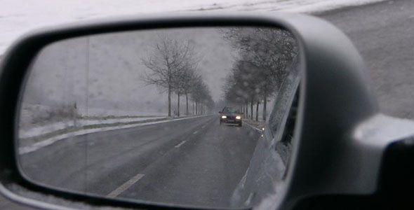 Temporal de nieve: carreteras con problemas de tráfico