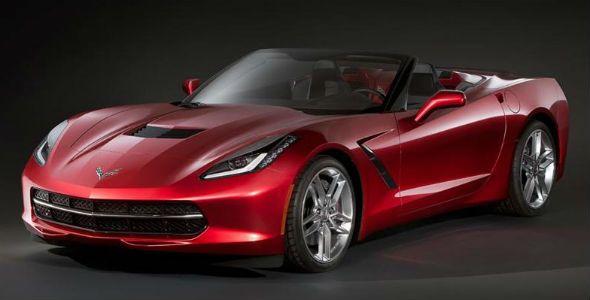 Chevrolet Corvette Stingray Cabrio: lo veremos en Ginebra