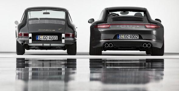 Porsche 911: 50 años de un mito