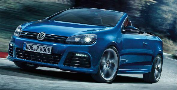 Volkswagen Golf R Cabrio, por 49.650 euros